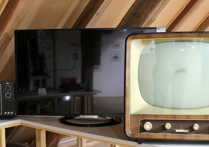 vintage televisions