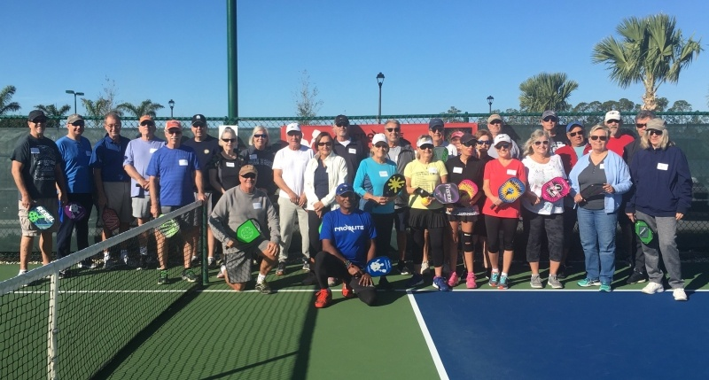 pickleball guru clinic