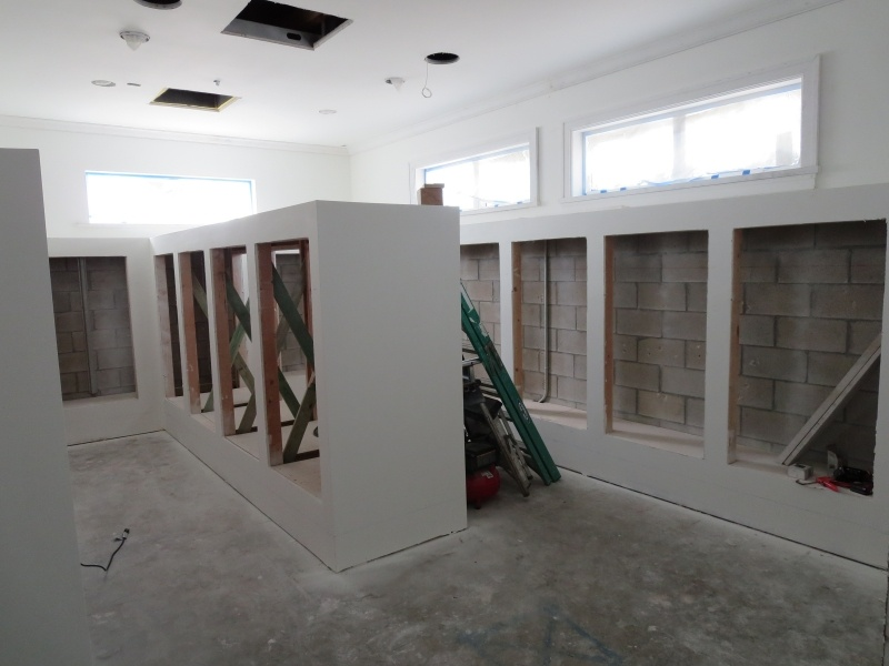 cabinetry construction