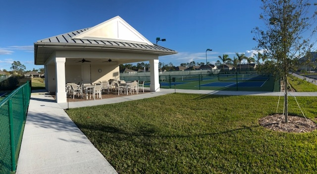 pickleball pavilion